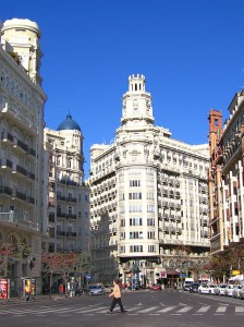 Study Spanish in Valencia - Image by Wikimedia commons