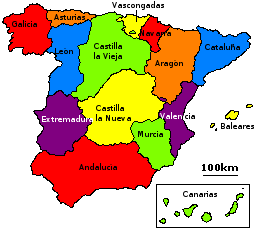 Should I use a language agent to book my Spanish course in Spain?- image by en.wikipedia.org