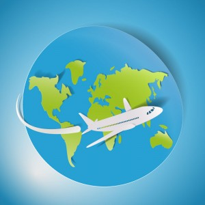 Global-Flight-Tour-Clipart-Vector-Illustration-image by lazydrawing.com