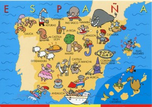 How to learn Spanish - Visiting Spain -Image by mellikestotravel.wordpress.com